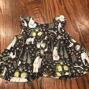 Gap girl toddler tank shirt